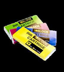 СНПЧ I-BLOCK со сменными картриджами для HP OfficeJet Pro X476dw, X576dw, X451dw
