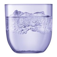 Набор из 2 стаканов Hint, 400 мл, фиолетовый, фото 5