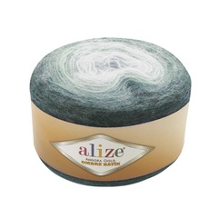 Пряжа Alize Angora Gold Ombre Batik цвет 7230
