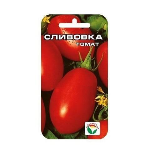 Сливовка 20шт томат (Сиб сад)