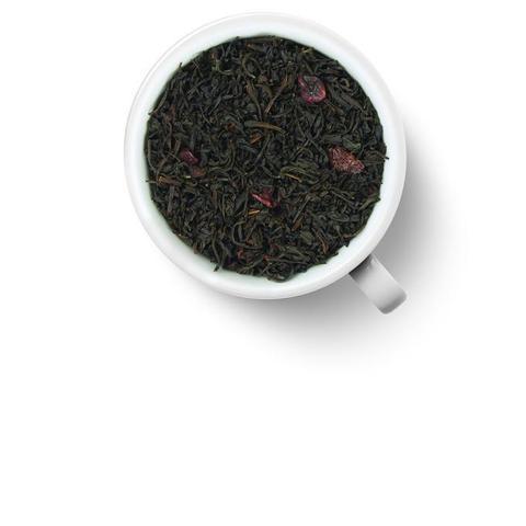 Дикая Вишня Чай Gutenberg черный ароматизированный 100 гр