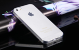 Силиконовый чехол Infinity для Iphone 5, 5s, SE (Прозрачный)