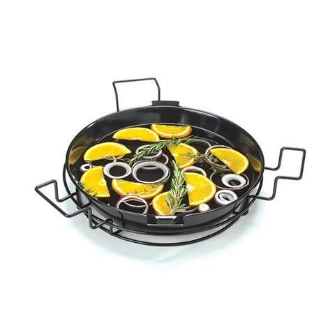 Отсекатель жара со сковородой