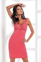 Irina nightdress Coral