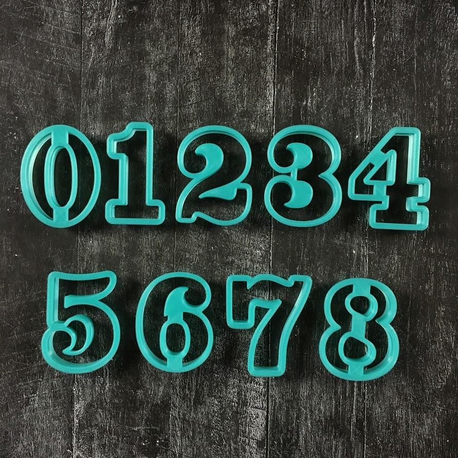 Цифры №5