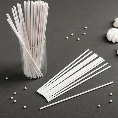 Палочки для кондитерских изделий 20см, 50шт