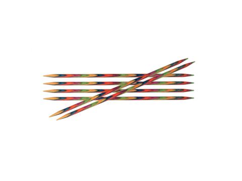 """Спицы чулочные """"Symfonie"""" 3.5мм/20см, KnitPro,20107"""
