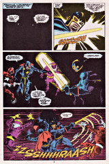 Avengers #354