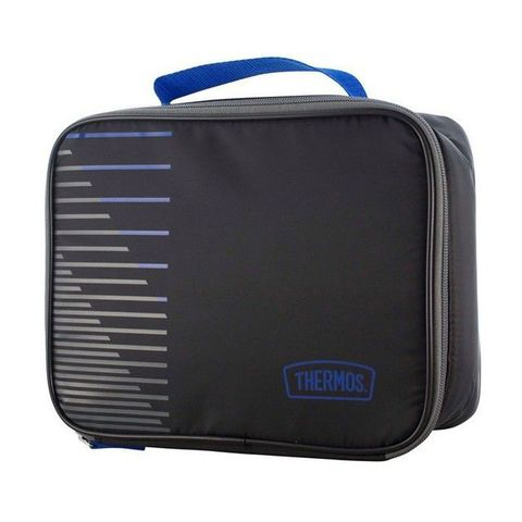 Сумка-термос Thermos Lunch Kit 3л. черный/синий (765185)