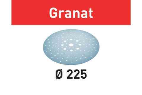 Шлифовальные круги Granat STF D225/48 P40 GR/1