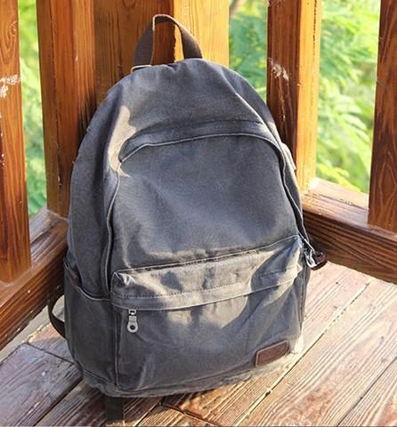 Рюкзак из ткани BUG 002Gray