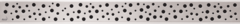 Накладная панель для душевого лотка 55 см Alcaplast BUBLE-550M фото
