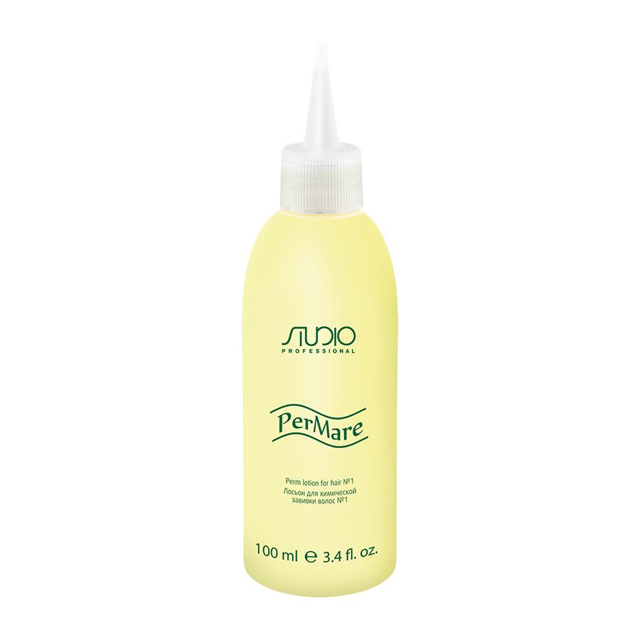 Лосьон №1 для химической завивки волос