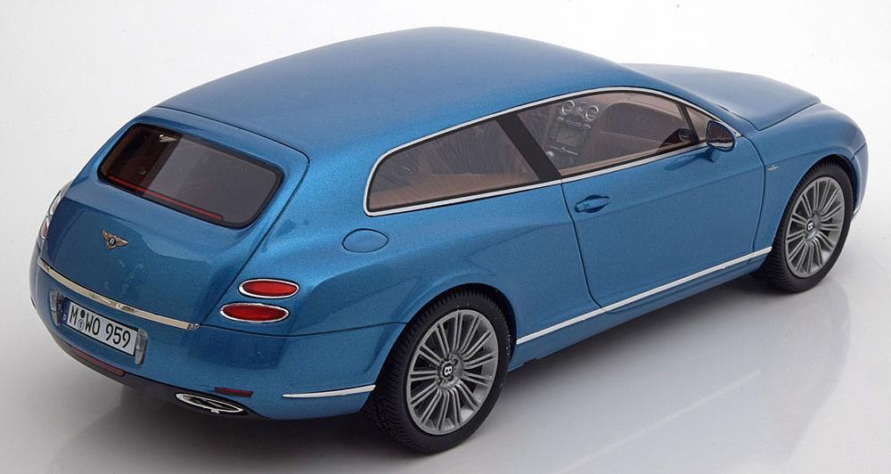 Коллекционная модель Bentley Continental Flying Star By Touring 2010
