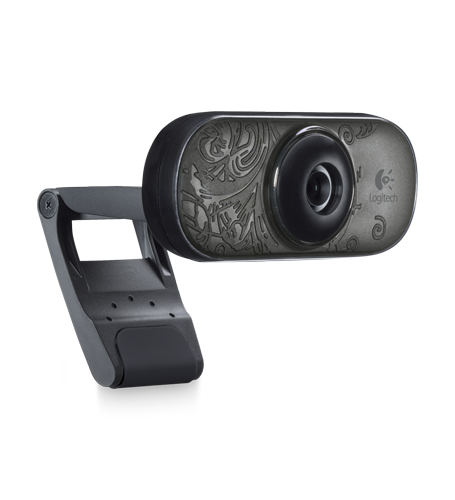 LOGITECH Webcam C210