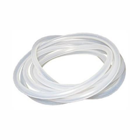Топливный шланг  для б/к и б/п пластиковый прозрачный d-5мм, толщина стенки 1мм