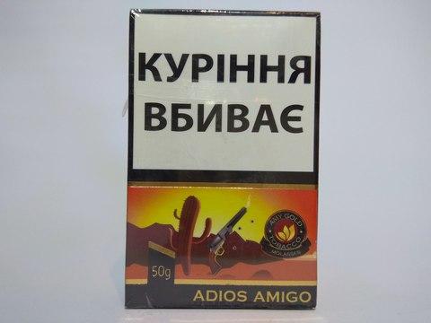 Табак для кальяна AMY Gold Adios Amigo 50 гр