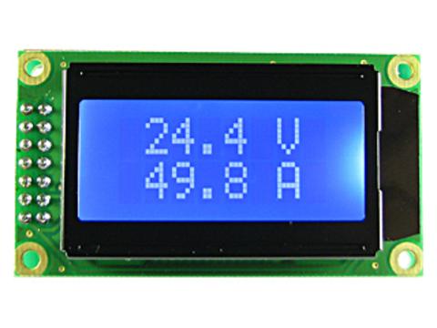 EK-SVAL0013NW-100V-E50A - цифровой вольтметр + амперметр постоянного тока