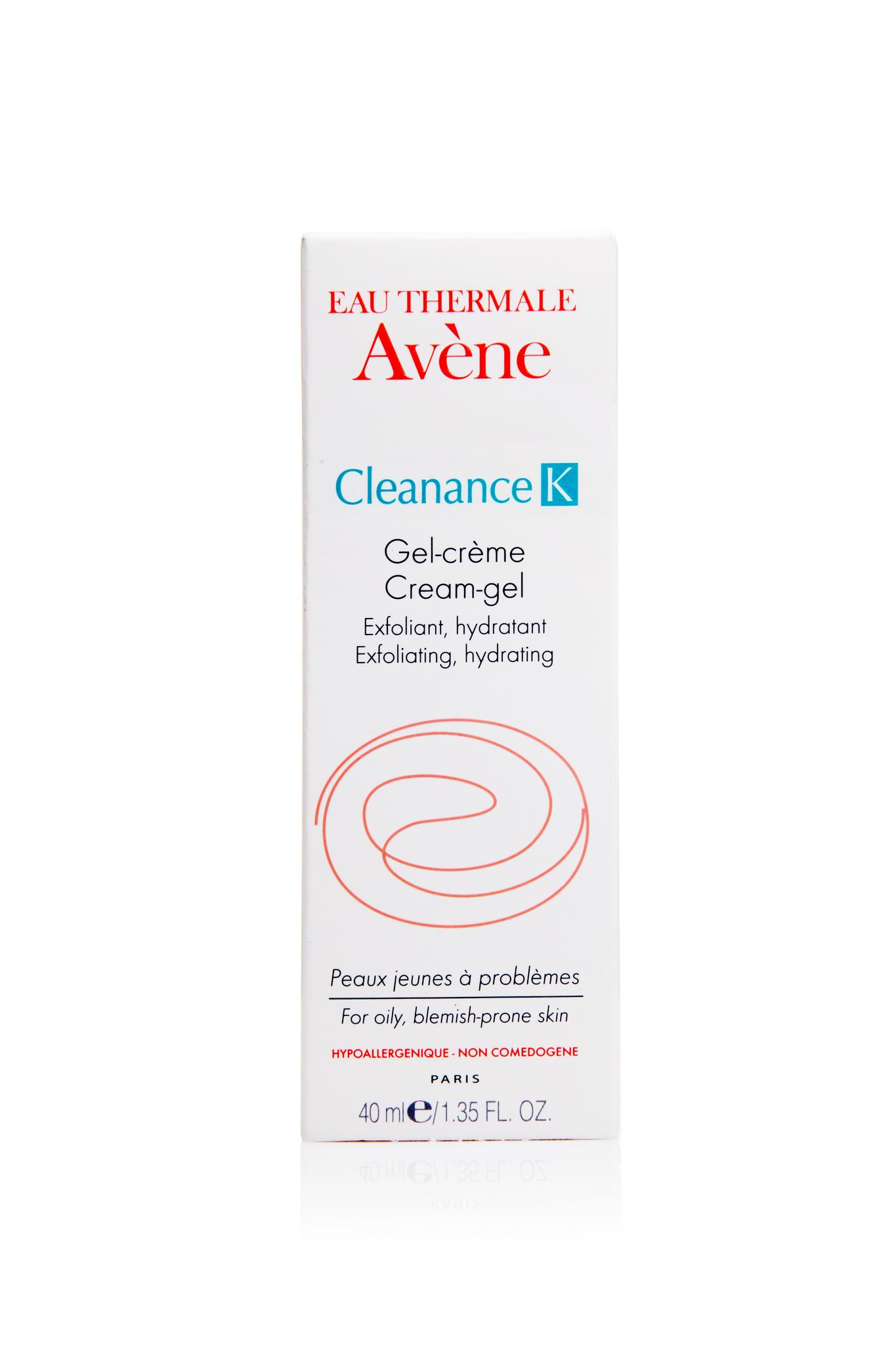 Avene Cleanance K себорегулирующий и кераторегулирующий крем 40 мл.