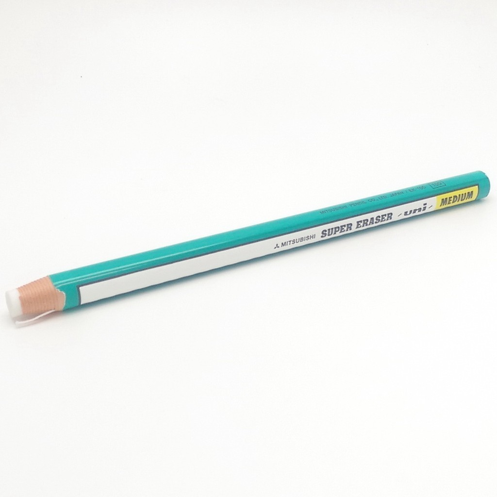 Ластик Uni Super Eraser Medium EK-100