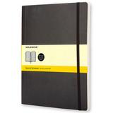 Блокнот Moleskine Classic Soft XLarge черный (QP622)