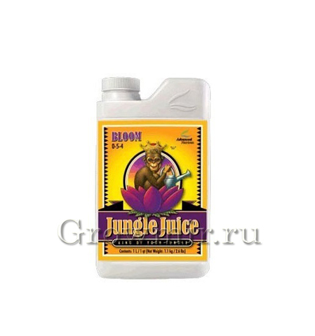 Advanced Nutrients Jungle Juice Bloom (1л)