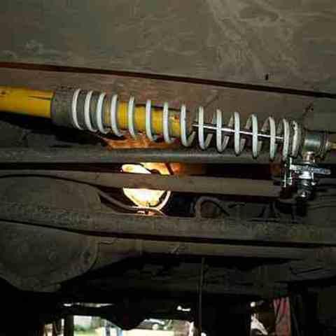 Установка рулевого демпфера на УАЗ Хантер