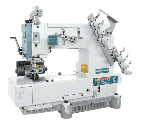 Трехигольная швейная машина Siruba HF008-03064P/HTF | Soliy.com.ua
