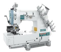 Фото: Трехигольная швейная машина Siruba HF008-03064P/HTF