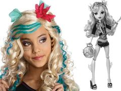 Парик Лагуна Блю Monster High
