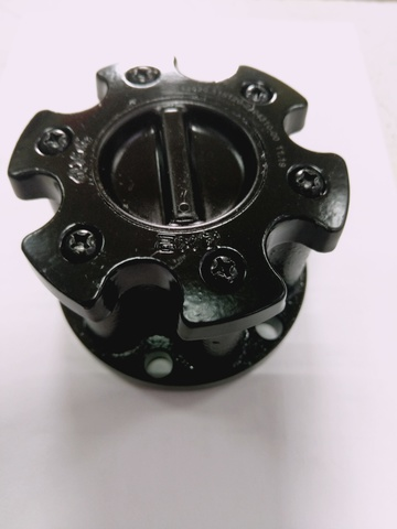 Муфта привода колеса (АДС под намотку троса)