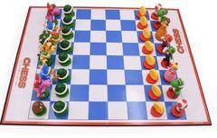 Супер Марио настольная игра шахматы