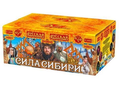 РС8906 Сила Сибири (1,25