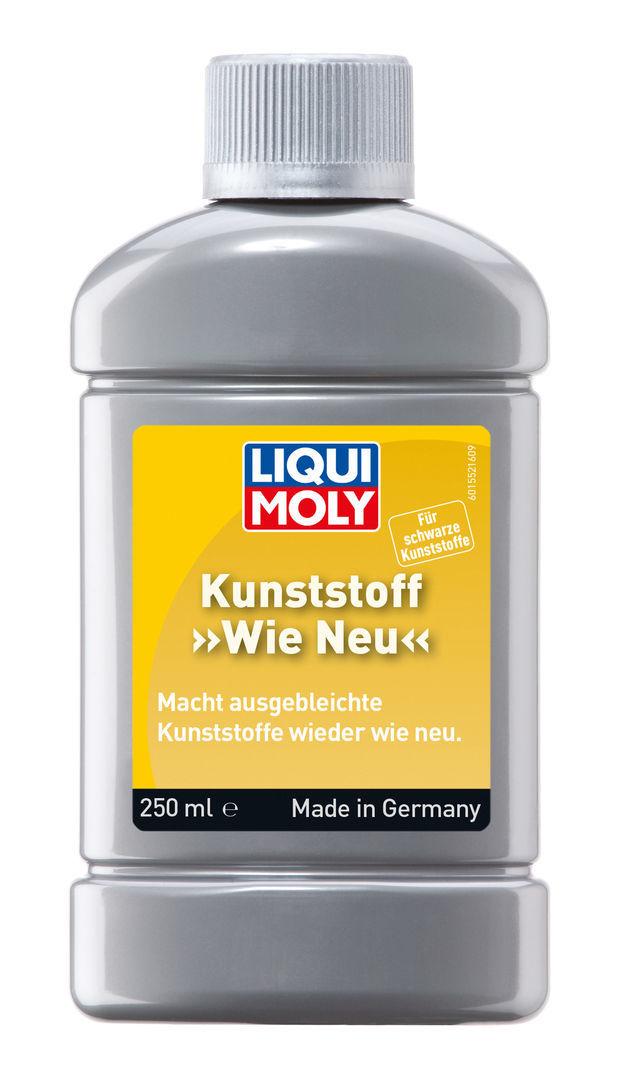 """Liqui Moly Kunststoff Wie Neu (schwarz) Средство для ухода за наружным чёрным пластиком """"Как новый"""""""