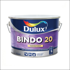 Краска для стен и потолка Dulux BINDO 20 BC (прозрачный)