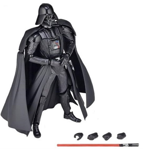 Star Wars Revoltech Darth Vader