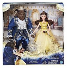 Белль и Чудовище Коллекционный набор кукол