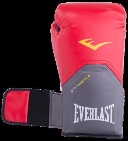 Перчатки боксерские Pro Style Elite Everlast красные