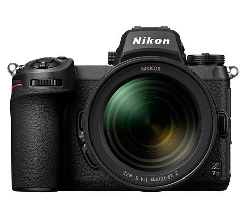 Фотоаппарат Nikon Z7 II Kit 24-70/4 S