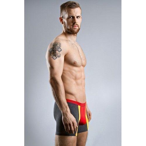 Мужские трусы боксеры красные  Doreanse 1720 Boxer