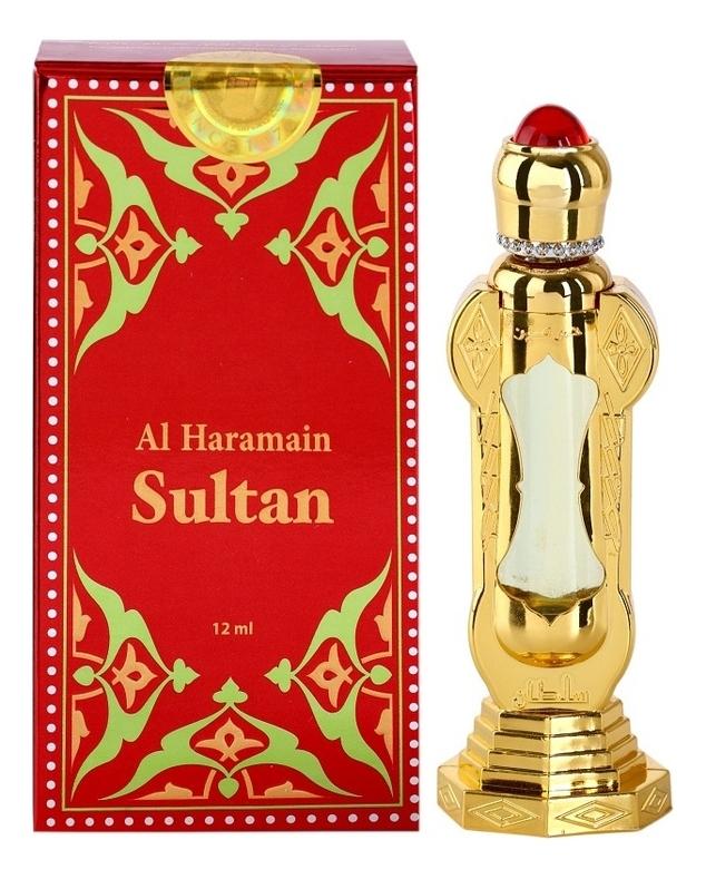 Al Haramain Perfumes Sultan Perfumed Oil