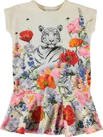 Molo Caeley Meadow Tiger платье для девочки