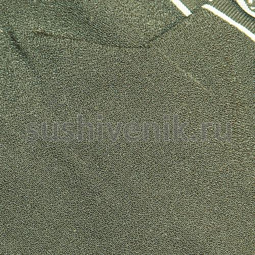 Кесе средне-жесткая с манжетом (черная)