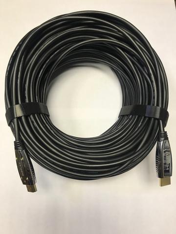 Кабель HDMI 75м ver. 2.1 8K оптический (75 метров, гибридный оптоволокно+медь)