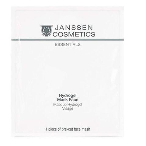 Janssen Biocellulose Mask: Укрепляющая гидрогель-маска для лица (Hydrogel Mask Face)