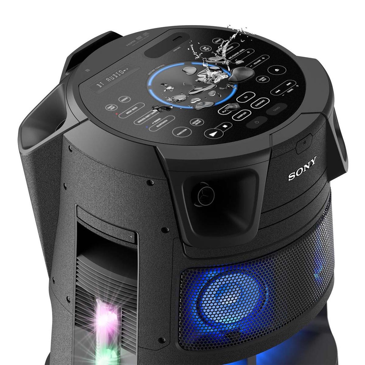 Аудиосистема Sony MHC-V83D в официальном интернет-магазине