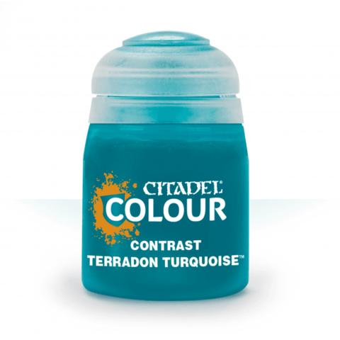 CONTRAST: TERRADON TURQUOISE (18ML)