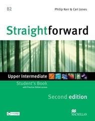 Straightforward 2ed Upper Intermediate Student's Book & Webcode
