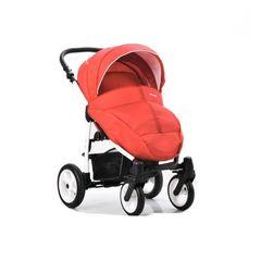 Прогулочная детская коляска Legacy Bravo с молнией