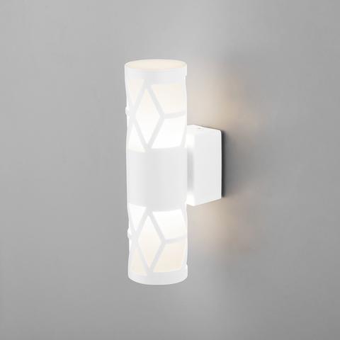 Fanc LED белый Настенный светодиодный светильник MRL LED 1023
